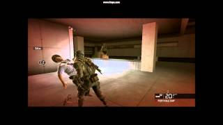 Non-Lethal Attacks- Splinter Cell Conviction