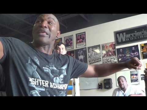 Evander Holyfield & Riddick Bowe talk Heavyweight Boxing, Life, & more (FULL INTERVIEW)