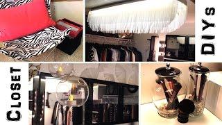 Diy Ideas For Your Closet + Closet Sale!