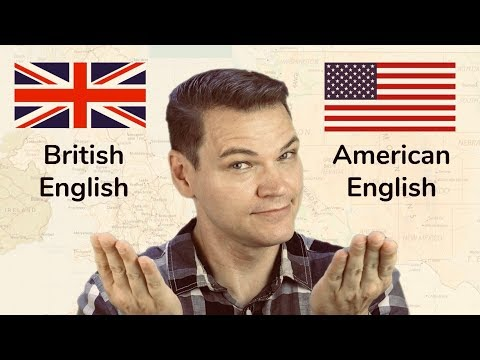 How Are British English And American English Different?