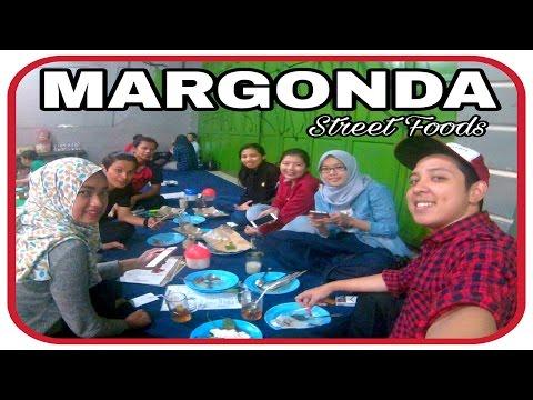 Margonda Street food Depok