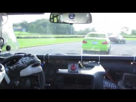 Lucky Monkey Racing at Nelson Ledges - 14 Hour ChumpCar Shortest Longest Day '13 (HN) Interior