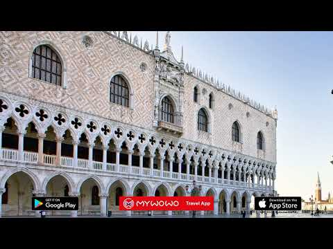 Doge's Palace – History – Venice – Audio Guide – MyWoWo Travel App
