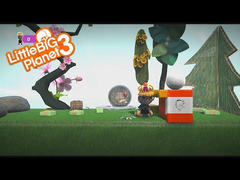 LittleBigPlanet 3 - June 2017 Music Hub. UPDATE 6-11-17 9:27 Pm EST