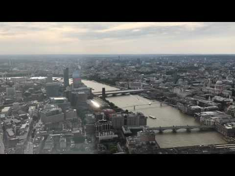 Iphone 7 plus time lapse from amsterdam tower