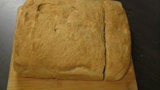 Простой рецепт приготовления домашнего хлеба в электрической духовке