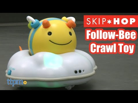 Follow-Bee Crawl Toy From Skip Hop