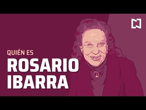 ¿Quién es Rosario Ibarra de Piedra? | Medalla Belisario Domínguez