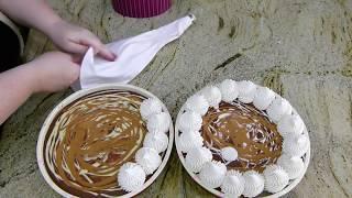 Making Cashmere Creme Cake Soap