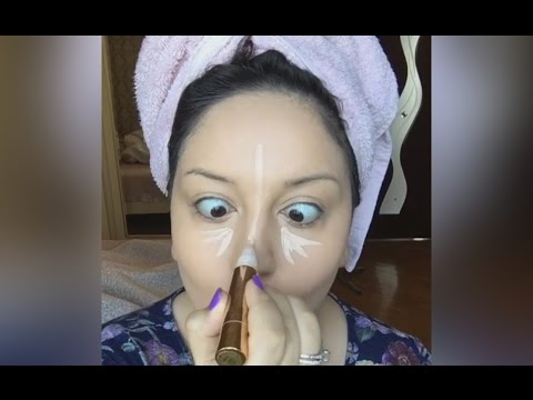 Goar Avetisyan: My Morning Makeup Routine