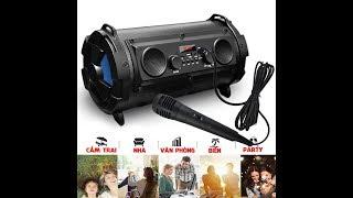 [BINMAX.VN] Loa Karaoke Bluetooth Đa Năng