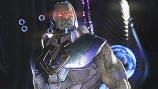 Injustice 2: Darkseid Vs All Characters | All Intro/Interaction Dialogues & Clash Quotes