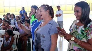 Patrícia Rocha   Alto Santo recebe a caravana Arte em Cena SESC; lúdico, cultura e inclusão