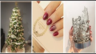 NEW NAILS, CHRISTMAS TREE DECORATING, SHOPPING AND MORE  WEEKLY EXTRAS #2