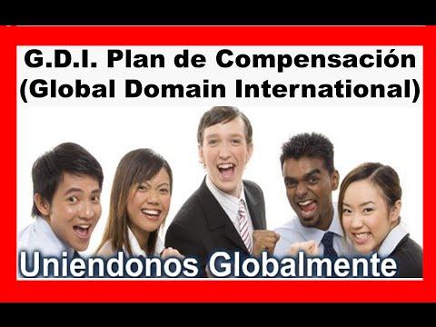 global domain internacional: