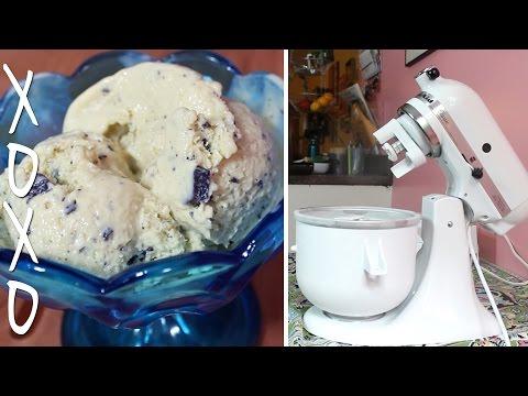 Kitchenaid Stand Mixer Ice Cream Maker Attachment Doovi