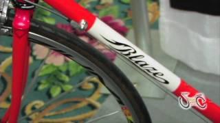 Blaze Bicycles - San Diego Custom Bicycle Show 2010