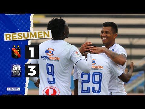 FBC Melgar Alianza Atl. Goals And Highlights