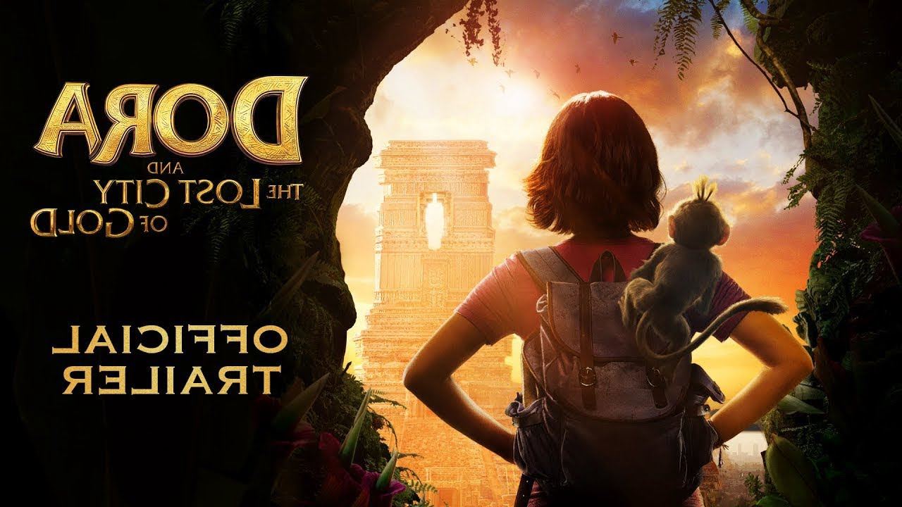 Download Dora and the Lost City of Gold - Official Trailer - Paramount Pictures... IN REVERSE!