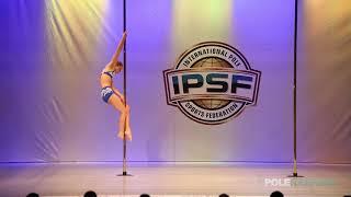 Maisa Coutinho - IPSF World Pole Championships 2018