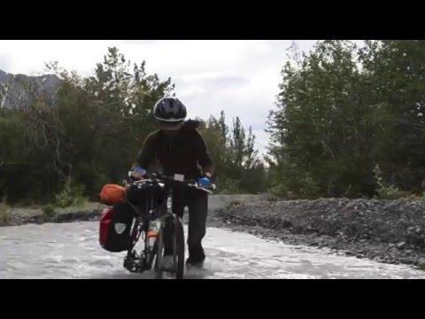 Retour en 2012 : Vélo de randonnée au yukon : Alsek River trail