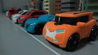 또봇 XYZ CDRW 미니 장난감 변신 Tobot XYZ CDRW Mini Toys Transformation