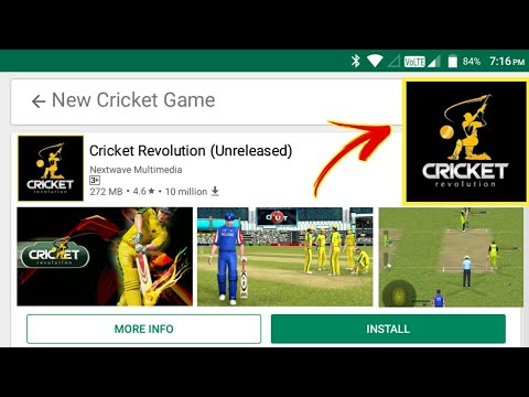 🔥Same As DBC 17 | How To Download Cricket Revolution Game On Android |HD Quality Graphics