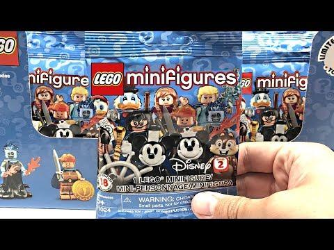 LEGO Disney Minifigures Series 2 - 60 Pack BOX Opening!