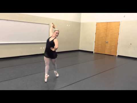 """La Esmeralda"" ballet variation ~ Alex Schulke"