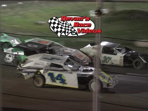 August 15, 2015 | Modified A-Main | I-76 Speedway