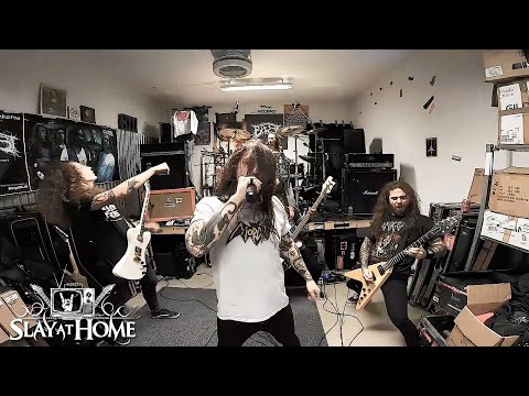BAEST Full Performance - Slay At Home | Metal Injection