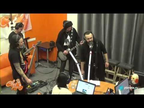 Группа ANNODOMINI в программе «Живые» на «Своём Радио» (14.03.2016)