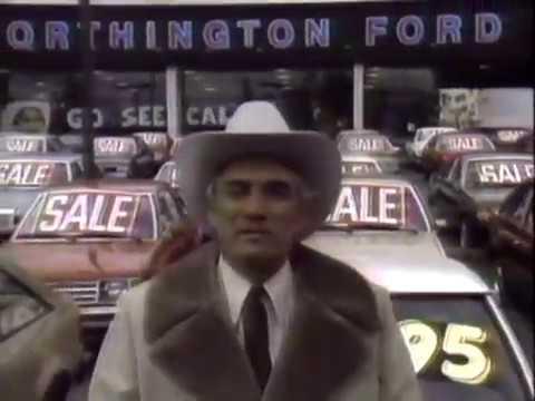 Cal Worthington Ford Anchorage >> Cal Worthington Rides An Elephant 1985 Tv Commercial