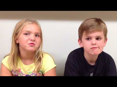 The Buddy Bench Central Denison Elementary School Video