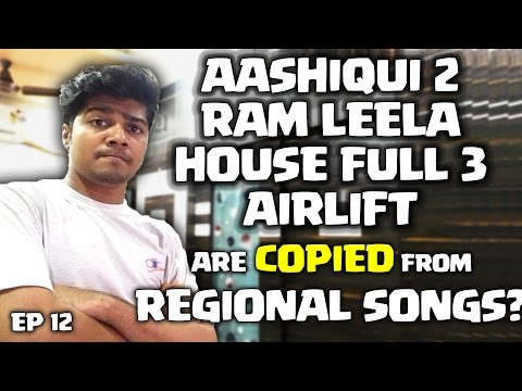 Ep 12   Copied Bollywood Songs   Regional Special   Plagiarism in Bollywood Music