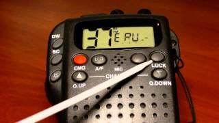 Обзор портативной радиостанции Midland Alan 42(Видео обзор портативной радиостанции Midland Alan 42 Текстовый вариант обзора с фотографиями, можно посмотреть..., 2013-04-03T22:23:28.000Z)