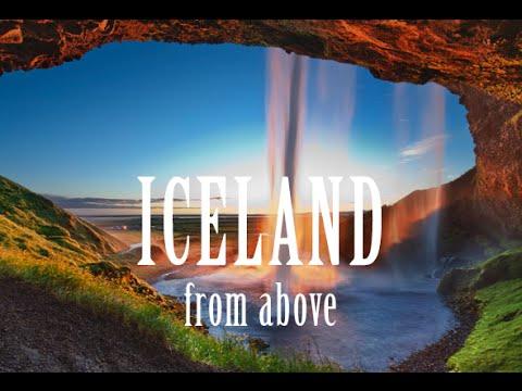 Iceland from above | Aerial Film | Full HD | DJI Phantom 4
