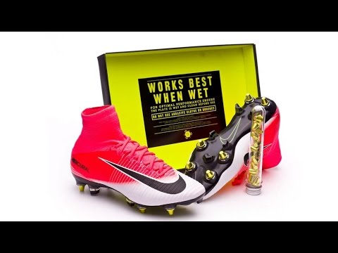 f8847e7e Nike Mercurial Superfly Anti-Clog Traction 889286-601 Обзор и Unboxing