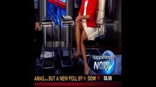 Heather Nauert legcross 8/28/14