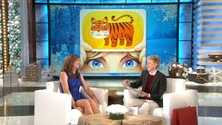 Ellen's New Game, 'Heads Up!' Pictures