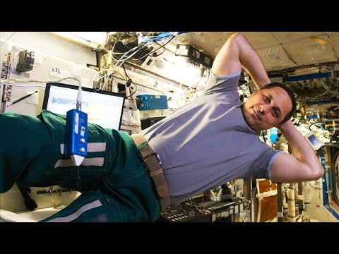 Space Station Live: What the Well-Dressed Astronaut is Wearing