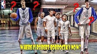 What Happened To 7'7 Center Robert Bobroczky
