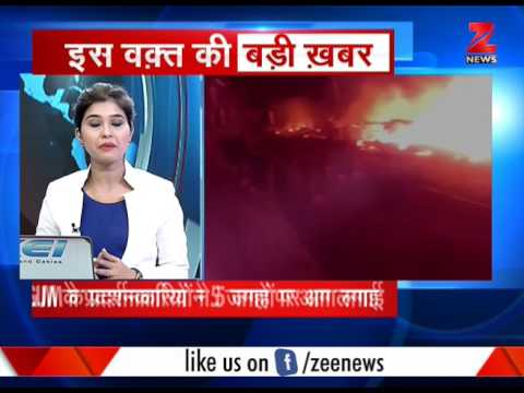 GJM members arson 5 properties in Darjeeling, health centre along with school also targeted