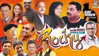 Neville Pereira's - Rocky | Full Konkani Movie | Manfa Music CAT Video Present Konkani Film HD