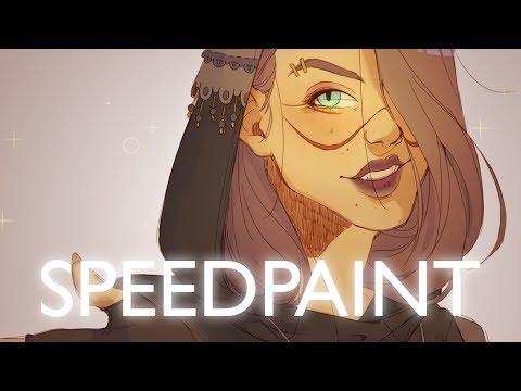 [SPEEDPAINT] Paige Devonshire - Commission