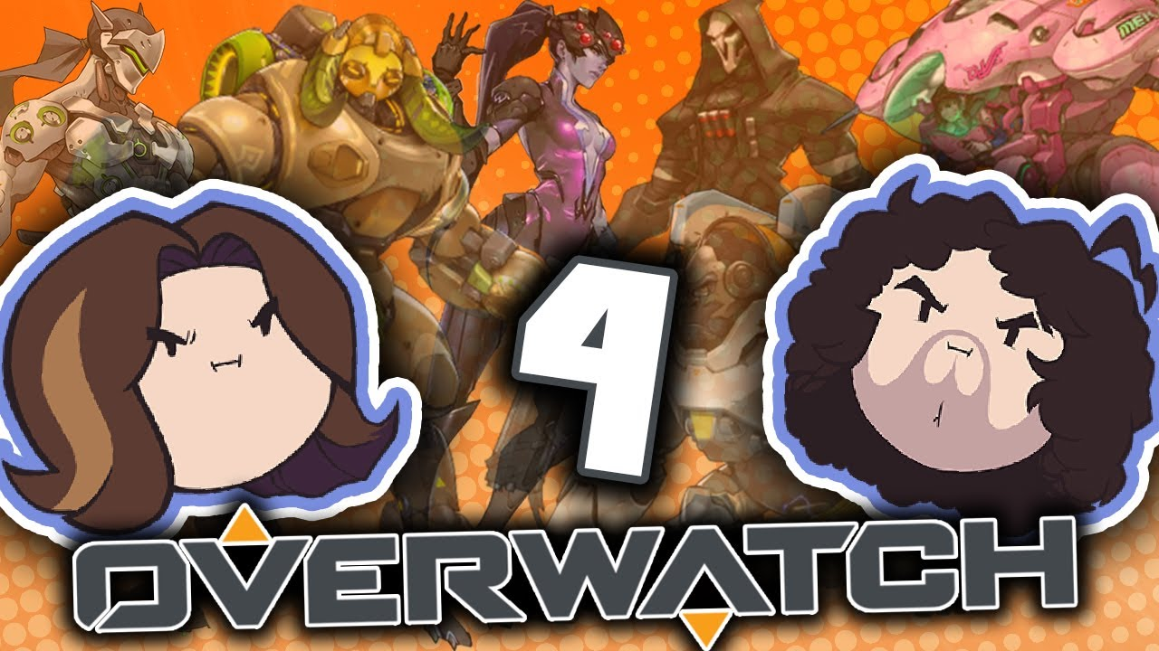 Overwatch: Remember to Hit Wraith – PART 4 – Game Grumps