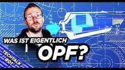 Was ist eigentlich OPF und was bedeutet es für das Auto? Techtalk by BBM