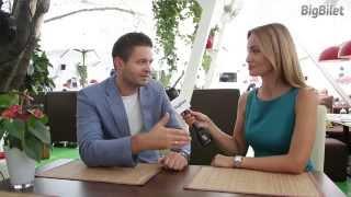 В гостях у BigBilet TV победитель второго сезона шоу Голос Сергей Волчков
