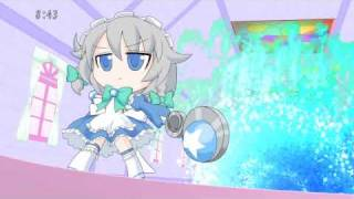 Repeat youtube video 【Touhou】Magical Maid☆Sakuya-chan VS Miracle★Sanae-chan 【東方 AQUASTYLE】