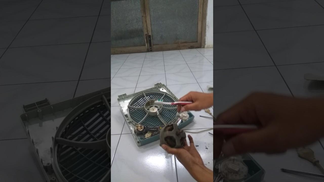 Memperbaiki Kipas Angin Berdengung Youtube